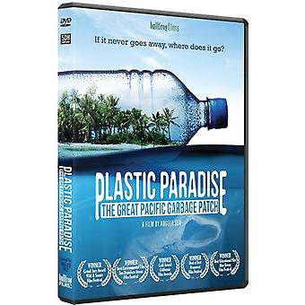 Plastic Paradise: Great Pacific Garbage Patch [DVD] USA import