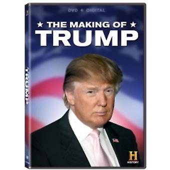 Making of Trump [DVD] USA import