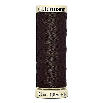 Gutermann Sy-all 100% Polyester Tråd 100m Hånd- og maskinfargekode - 769