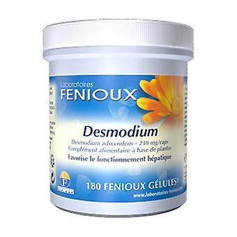 Desmodium 180 capsules of 230mg