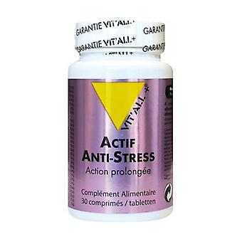 Anti-Stress - Vitamin B & C Complex - Long-acting 30 tablets