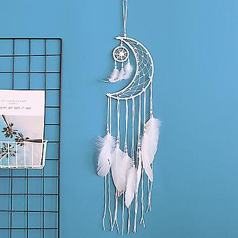 Moon Dream Catcher - Hanging Room Decor Dreamcatcher