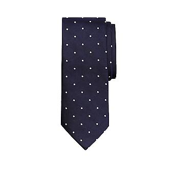 Brooks Brothers Men's Silk Tie With Dots