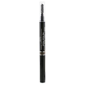 The triple threat: triangular brow pencil # taupe 251933 0.03g/0.01oz
