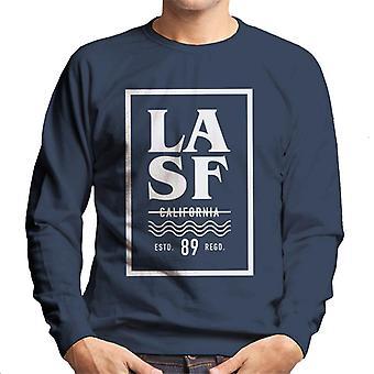 Divide & Conquer LA SF California Men's Sweatshirt