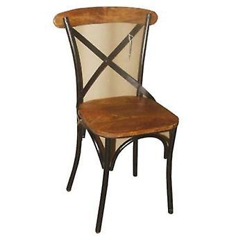 Deco4yourhome Chair Cross