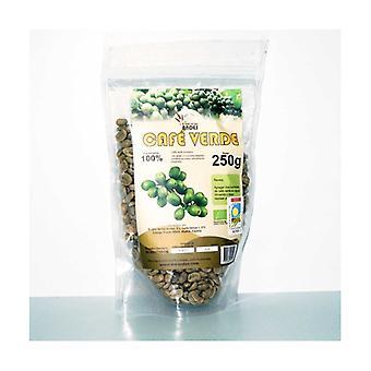 Grain de café vert du Pérou 250 g