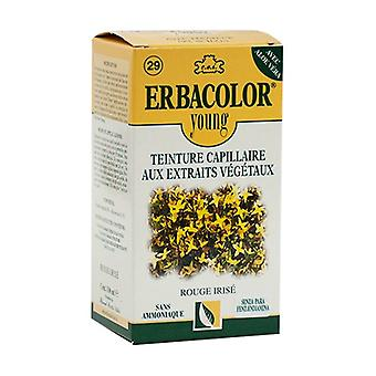29 Erbacolorrouge irisé 120 ml