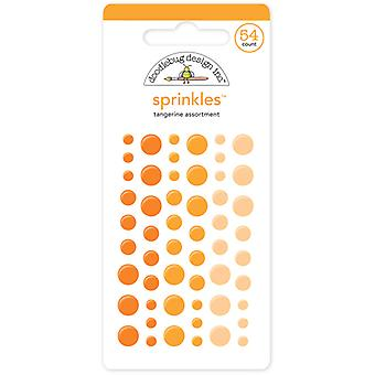 סוכריות מנדרינה עיצוב דודלבאג (54pcs) (4007)