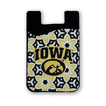 アイオワホーキーズNCAAファッション携帯電話財布