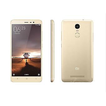 smartphone Xiaomi Redmi Note 3 goud 3 / 32 GB