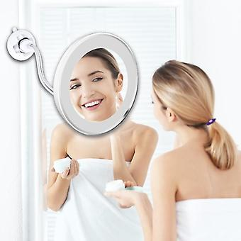 Led Mirror Makeup Illuminated Magnifying Vanity Mirrors With Light Make Up Bathroom Mirrors