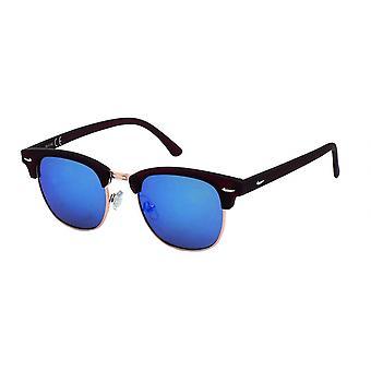 Gafas de sol Unisex Cat.3 Marrón/Azul (19-194A)