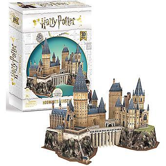 Harry Potter Hogwarts Castelo 3D Quebra-cabeça