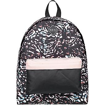 Roxy Sugar Baby Fitness Backpack in True Black Izi