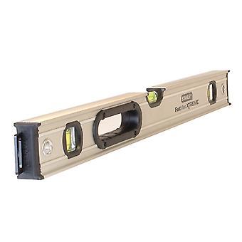 Stanley Tools FatMax Magnetic Box Spirit Level 3 Vial 60cm STA043625