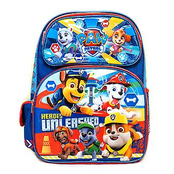 Paw Patrol Backpack Heroes Unleashed All New 2020 Series