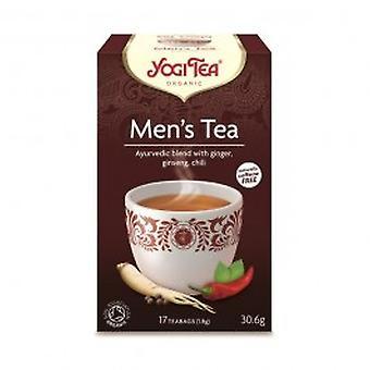 Yogi Tea - Mens Tea 17 Bags