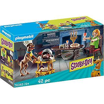 Playmobil Scooby-Doo! Middag med Scooby och Shaggy