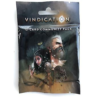 Vindication Community Pack 2019
