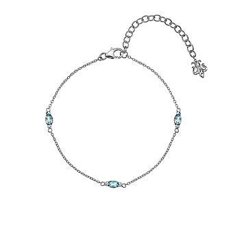 Anais Hot Diamonds Anais December Blue Topaz Bracelet AB012