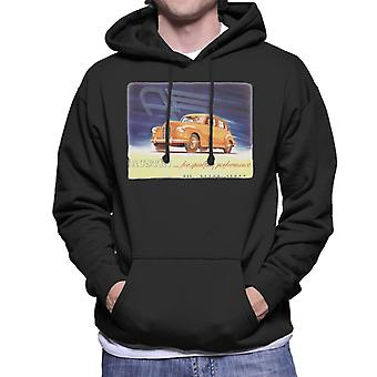 Austin For Sparkling Performance British Motor Heritage Men's Hooded Sweatshirt