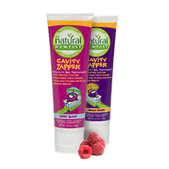 Natural Dentist Toothpaste, Cavity Zapper Groovy Grape Gel 5 oz