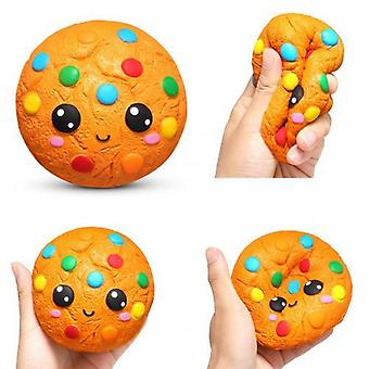Cartoon Cookie Design-squishy Stress Relief, Slow Rising