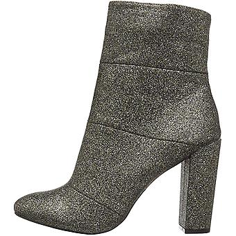 BCBGeneration Womens Coral Almond Toe Ankle Fashion Boots