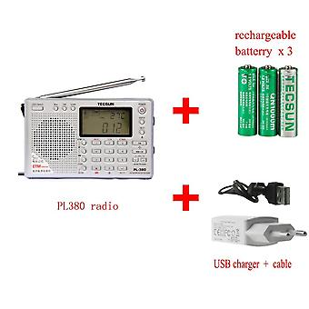 Full Band Portabil Digital Radio (fm /lw/sw/mw)