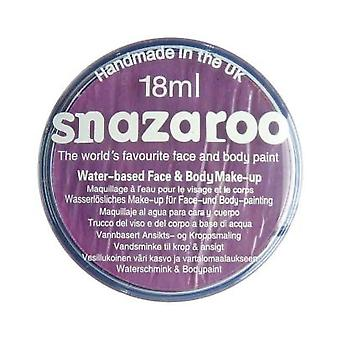 Snazaroo Halloween Fancy Dress Accessories - Classic Colours Water Based Face & Body Paint - Lilac 18ml