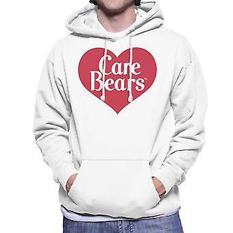 Hoito Karhut Love Heart Logo Men's Huppari