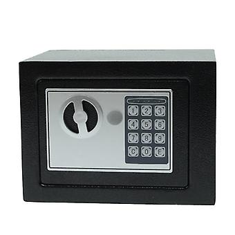 Digital Safe Box, Small Household, Mini Steel Safes Money, Bank Safety