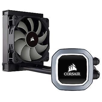 Refroidisseur cpu liquide Corsair hydro h60 - radiateur noir h60 (2018) led 120 mm