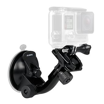 Sametop suction cup mount compatible with gopro hero 8, 7, 6, 5, 4, session, 3+, 3, 2, 1, hero (2018