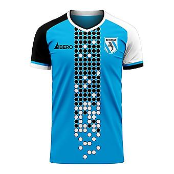 Botswana 2020-2021 Home Concept Football Kit (Libero)