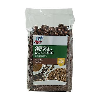 CRUNCHY WITH OATS AND COCOA 375 g