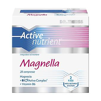 Magnella Active Nutrient Retarde System None