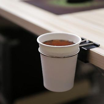 Paper Clip Cup Holder