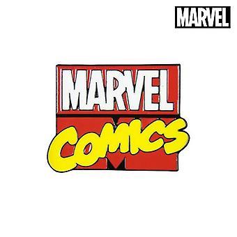 Pin The Avengers Metal Hvit Rød