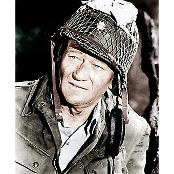 The Longest Day John Wayne 1962 20Th Century-Fox Film Corporation Tm & CopyrightCourtesy Everett Collection Photo Print