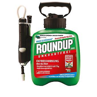 ROUNDUP® Express Trykksprøyter, 2,5 liter