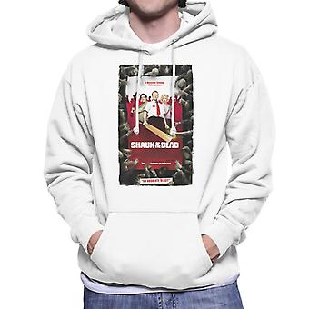 Shaun of the Dead Theatrical Poster Men's Hooded Sweatshirt