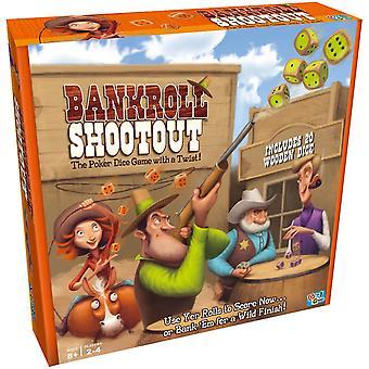 Getta games - bankroll shootout