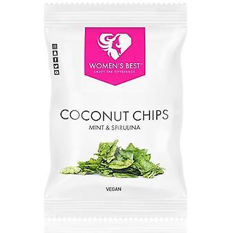 Women's Best Coconut Chips 25 gr