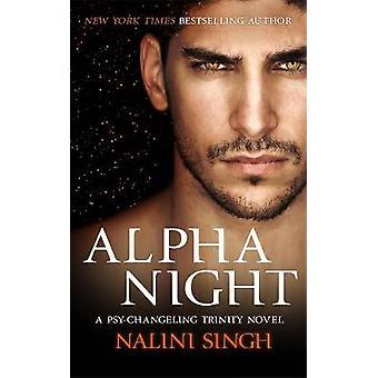 Alpha Night Book 4 De PsyChangeling Trinity Series
