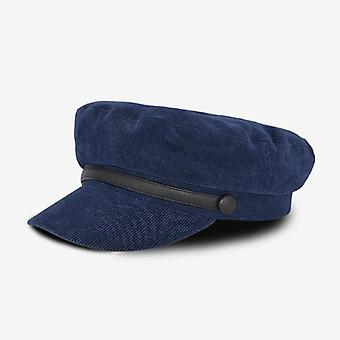 Female British Style Autumn/winter Berets Military Army Cap