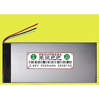 Ntc Polymer Lithium Ion Battery