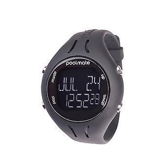 Swimovate PoolMate2 Digital Watch - Black