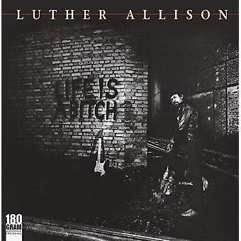 Allison,Luther - Life Is A Bitch [Vinyl] USA import